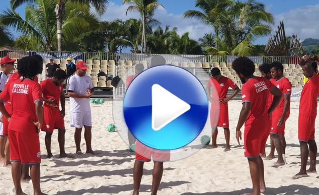 Coup d'envoi ce mardi pour le 'Beach'  / Qualifications OFC - Coupe du Monde BEACH SOCCER
