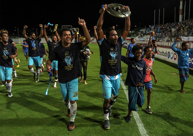Hienghène au Qatar : ça se précise / Coupe du Monde des Clubs de la FIFA