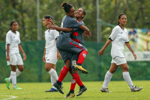 Et maintenant place à la demie / Qualifications U19 Féminines OFC
