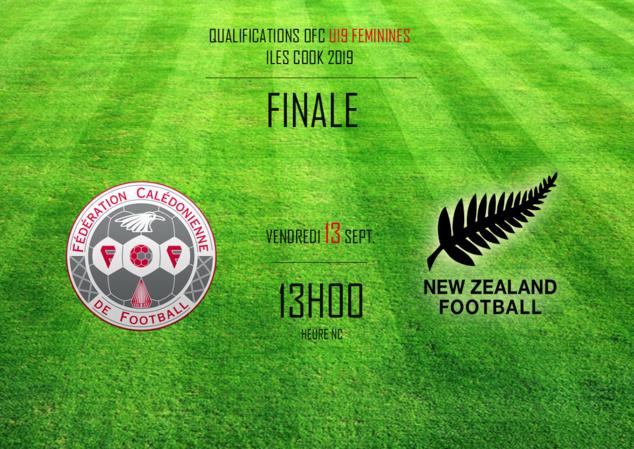 A UN MATCH DU MONDIAL / NC vs NZ - ce vendredi 13h00 (heure Calédonie)