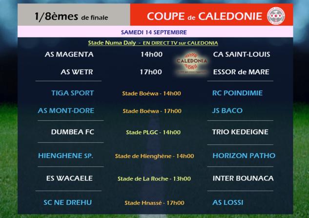 Un samedi COUPE : 1/8èmes de finale + 1/2 finales Futsal