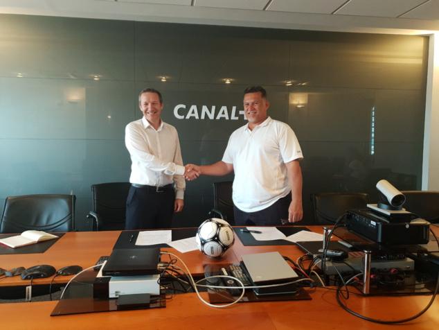 Le Défi du jeune footballeur CANAL + revient en octobre / FCF