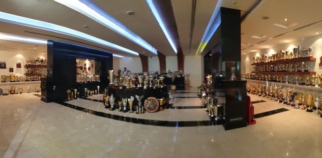 HIENGHENE SPORT en OBSERVATION au QATAR / Mondial des Clubs