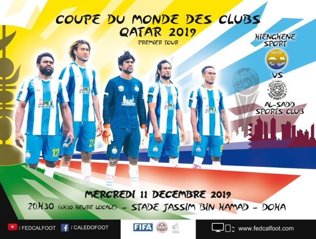 CALEDOFOOT n°17 : Hienghène Sport au Mondial / Festival territorial U12
