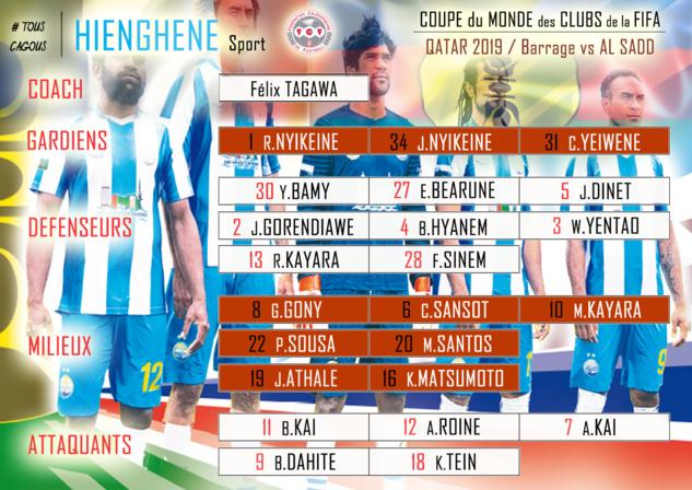 """"""" On est prêt """" - Bertrand KAI / Mondial des Clubs de la FIFA (ce jeudi 4h30)"""