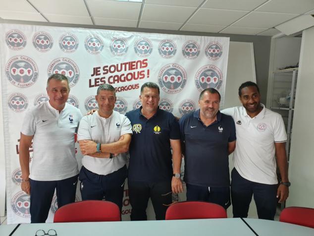 De nouvelles catégories et un nouveau championnat U18 voient le jour / FCF - INTERVIEW