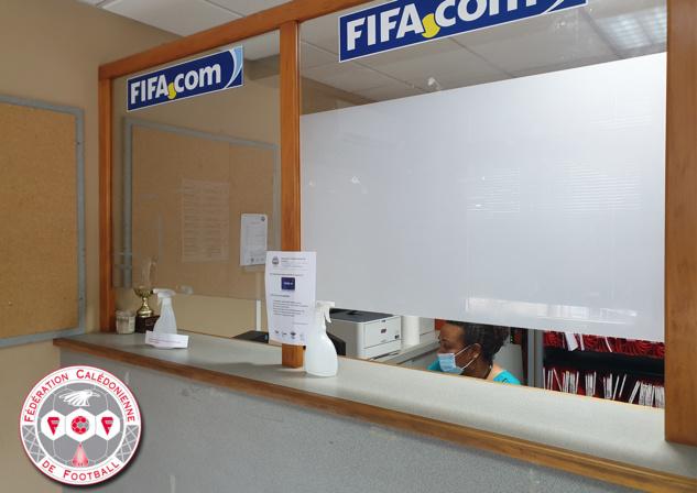 La FCF est de nouveau ouverte au public / Siège (Quartier Latin)