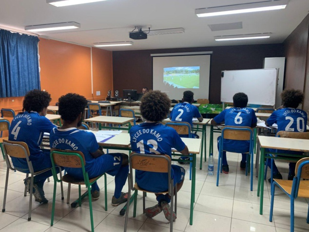 DO KAMO s'engage dans la formation d'Educateurs / ITW de Didier BLANC, Responsable de la Section Sportive
