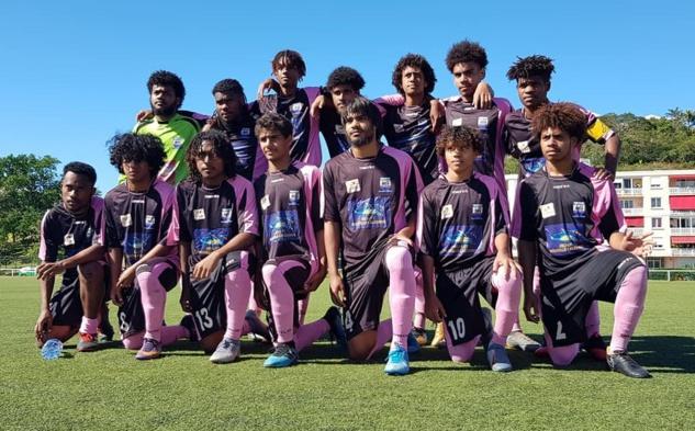 Place à la COUPE de CALEDONIE U18 / Football des Jeunes - Programme