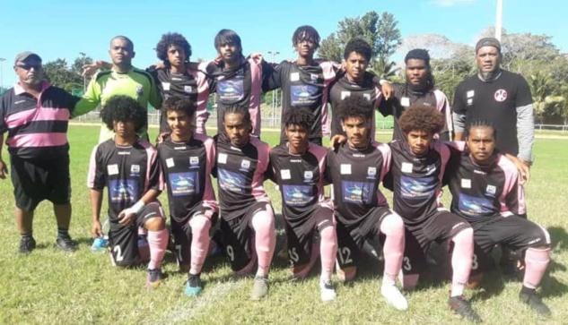 Résultats - Coupe de Calédonie U18 / Tour 3 (phase de groupes)