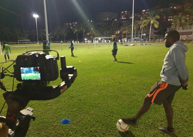 Maré : paré pour la COUPE / Seizièmes de finale - Coupe de Calédonie