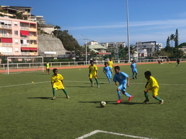 Un quadruplé pour les Sections HAVILA (Lifou) / Sections Sportives et Scolaires Football 2020 (SSSF)