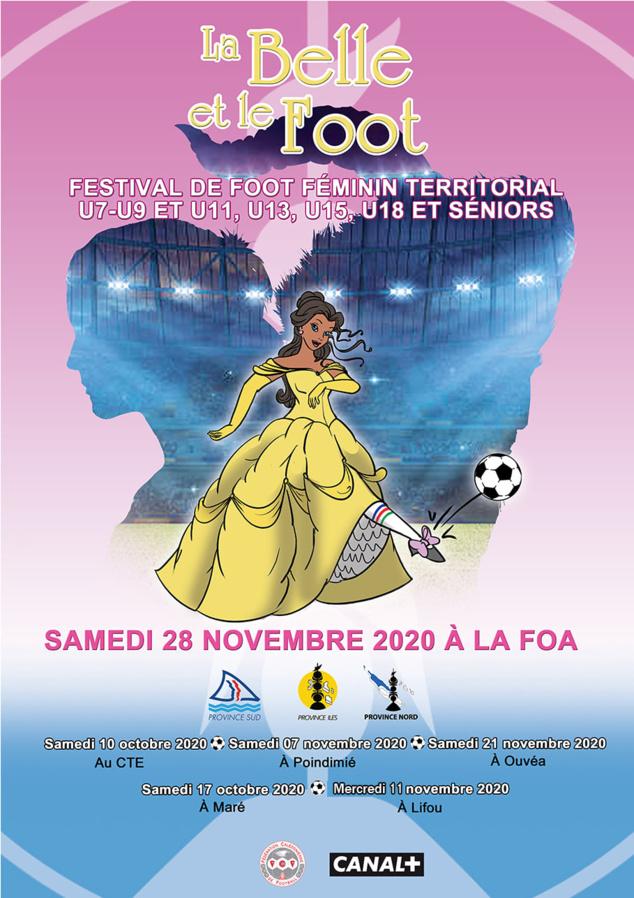 Après POINDIMIE, le Festival fait étape à LIFOU  / Festival La Belle et le Foot (mercredi, Lifou)