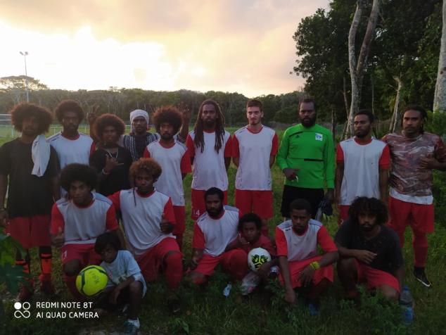 L'Etoile de Banoutr représentera Ouvéa en Play-Off Inter Iles.
