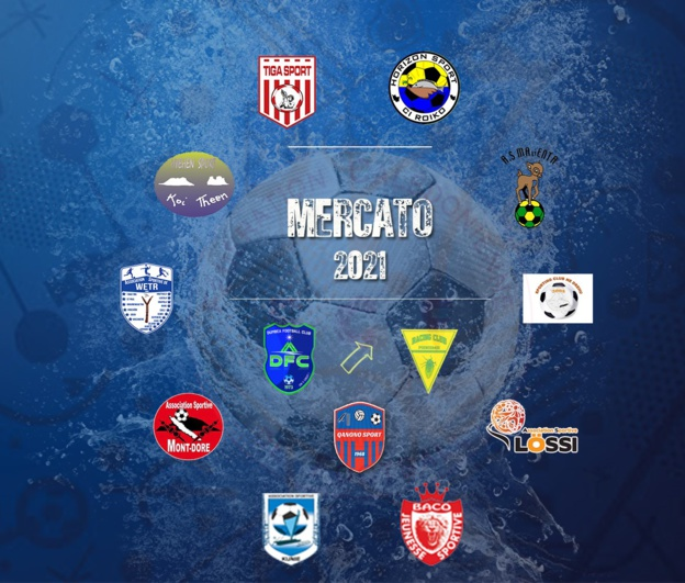 MERCATO 2021 / SUPER LIGUE