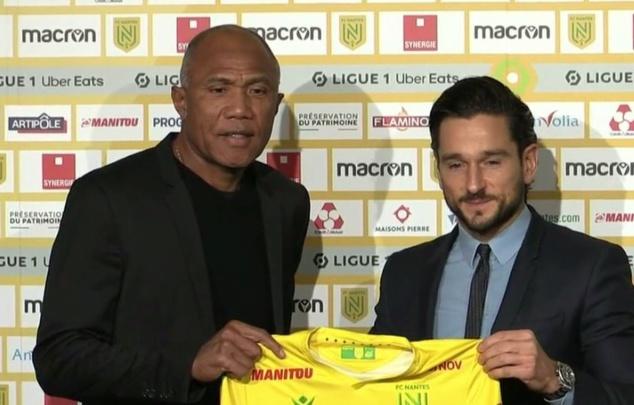 Antoine KOMBOUARE devient l'entraîneur du FC NANTES / Ligue 1