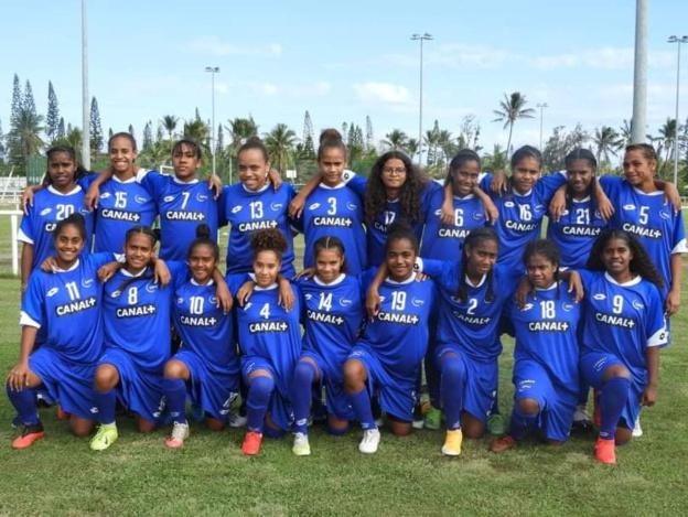 L'ACADEMIE Féminines FCF a fait sa rentrée / Projet FIFA - OFC - FCF