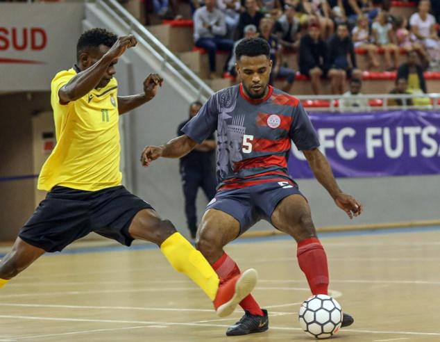 Lors de la Coupe des Nations Futsal OFC 2019, à domicile et devant le public de l'Arène du Sud, Christ Pei avait fait grosse impression en phase de groupes, inscrivant notamment un triplé face au Vanuatu.