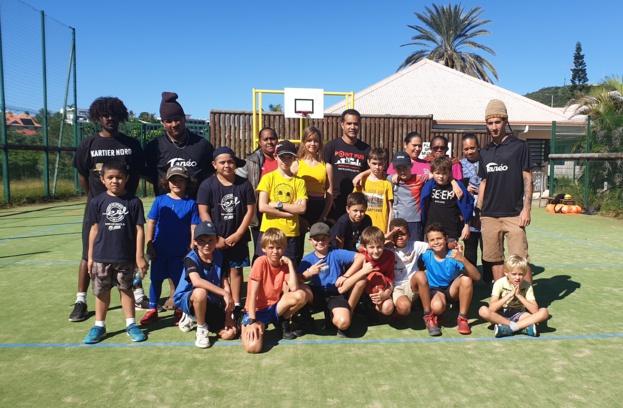 CALEDOFOOT n°7 : le Sco Kartier Nord Futsal + Découverte de l'Arbitrage au RSMA / VIDEO
