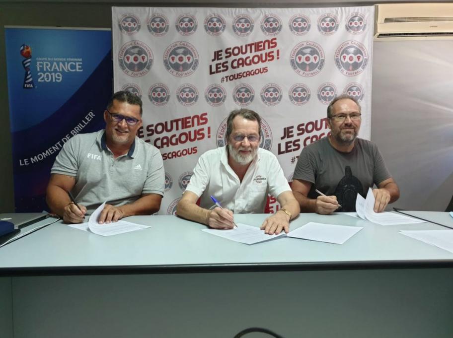 Le football repart sur CALEDONIA / Saison 2019 – SUPER LIGUE