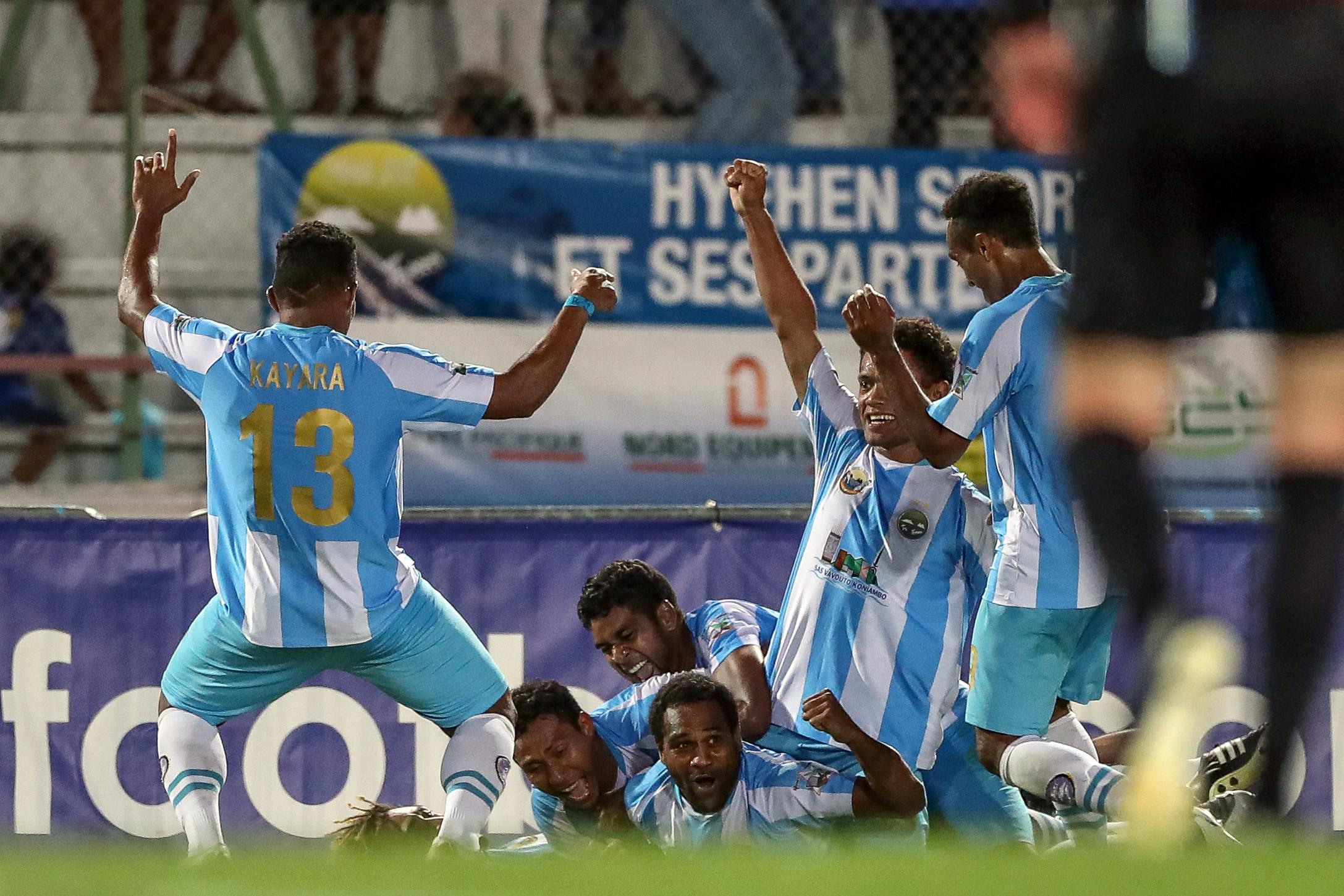 Champions League OFC 2019 / Hienghène Sport : Champion océanien