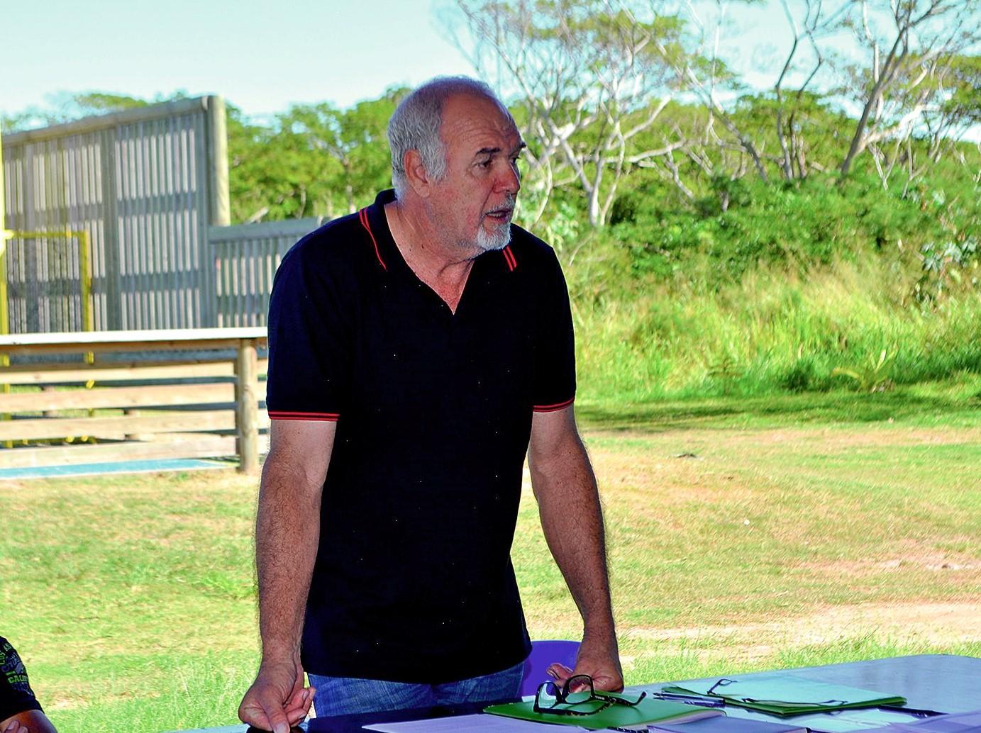 Steeve LAIGLE - Président de la FCF