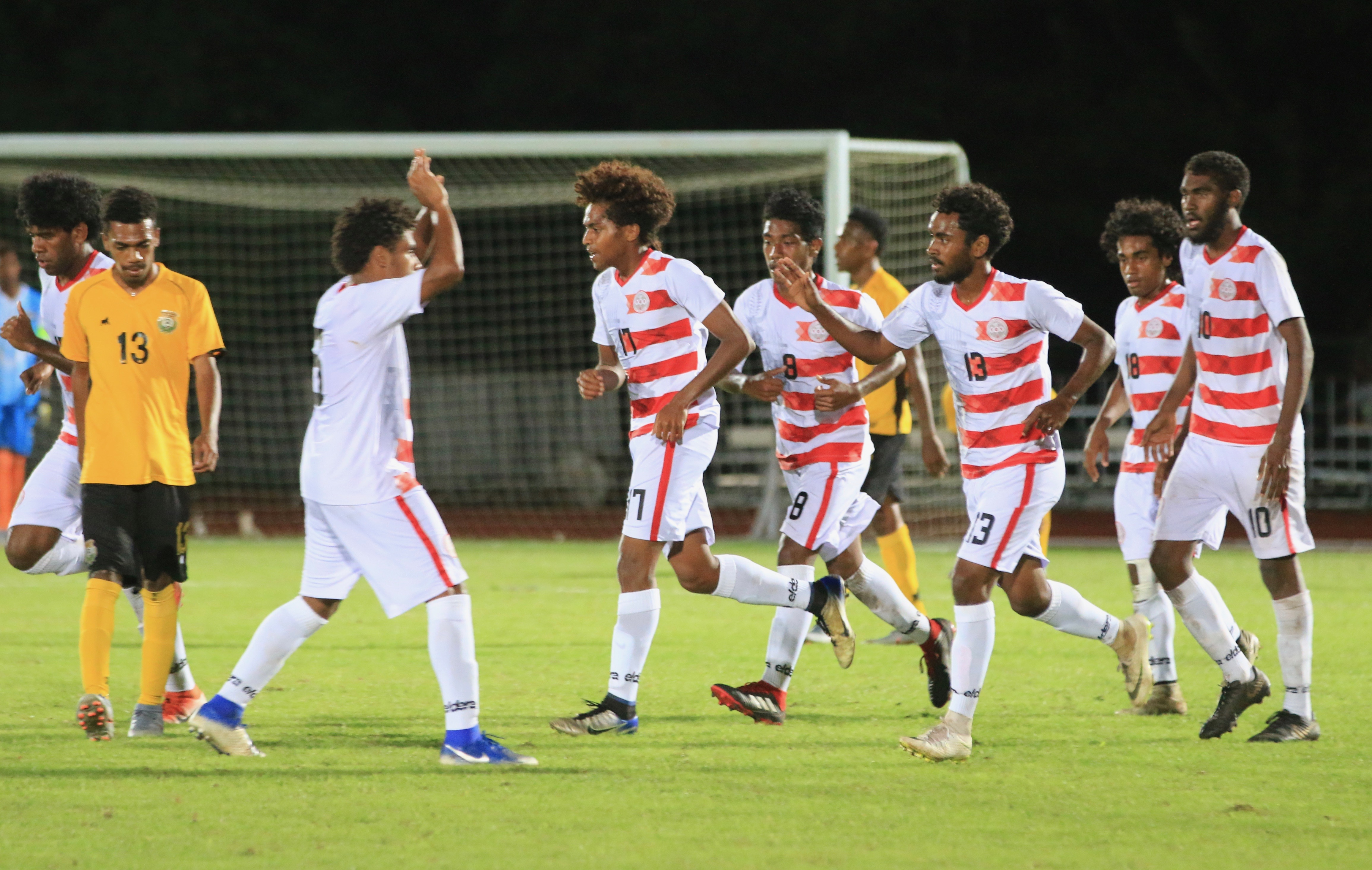 L'INDE pour la finale du groupe / Tournoi international OFC (U18)