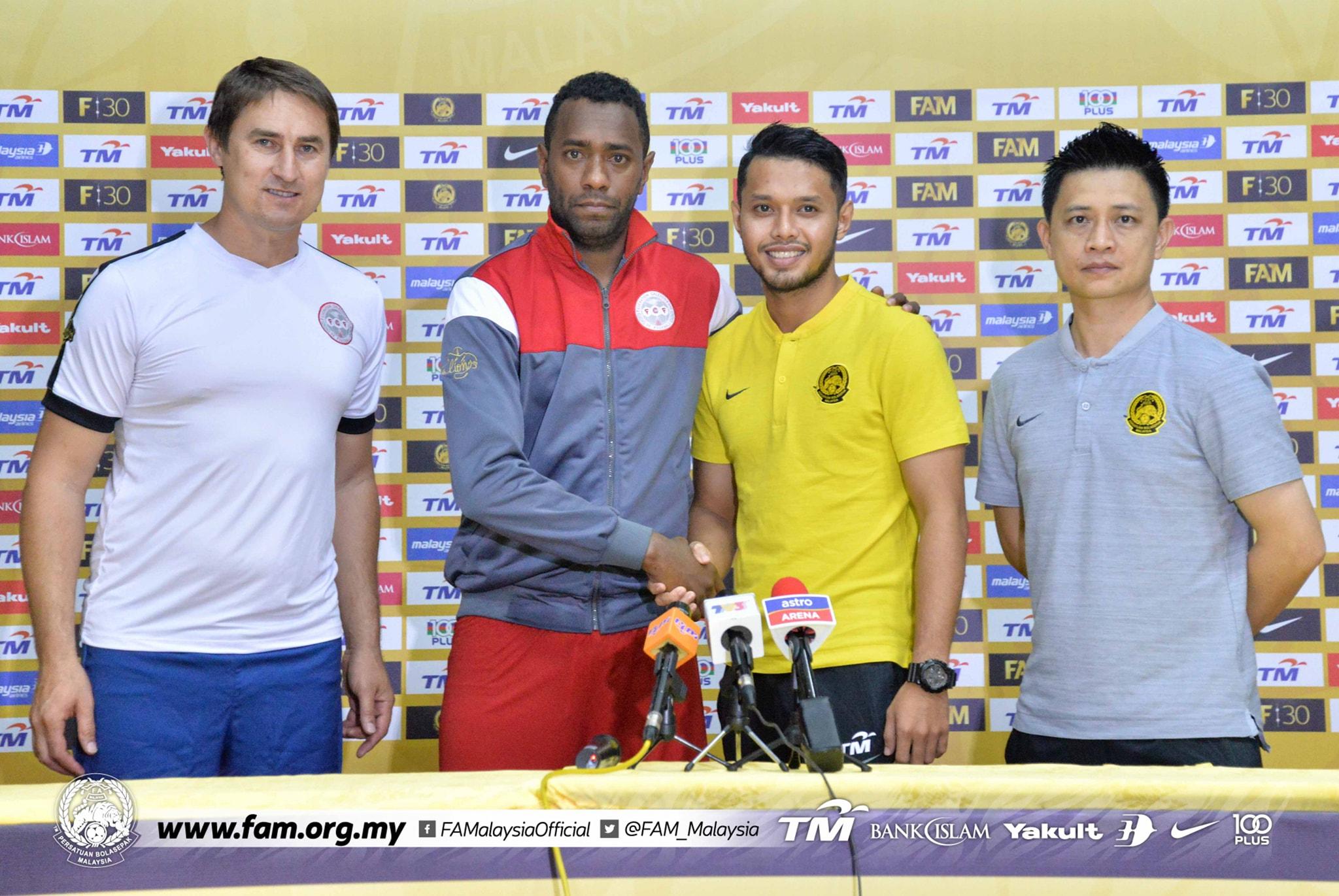 MALAISIE - NC : 5 - 0 (match 1) / Préparation Nation's Cup OFC FUTSAL