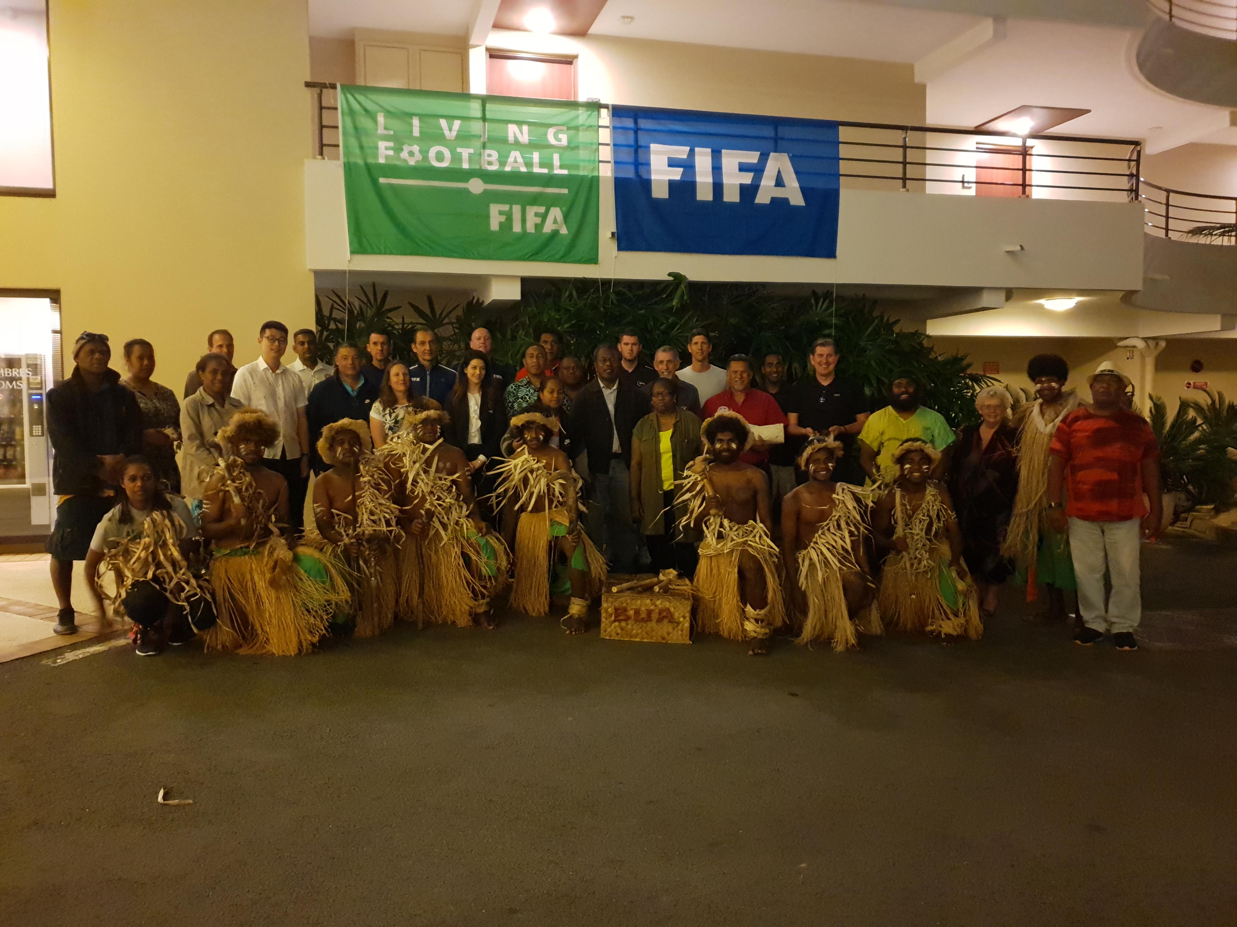Séminaire FIFA des Directeurs Techniques océaniens / Nouméa - 24 au 29 octobre 2019