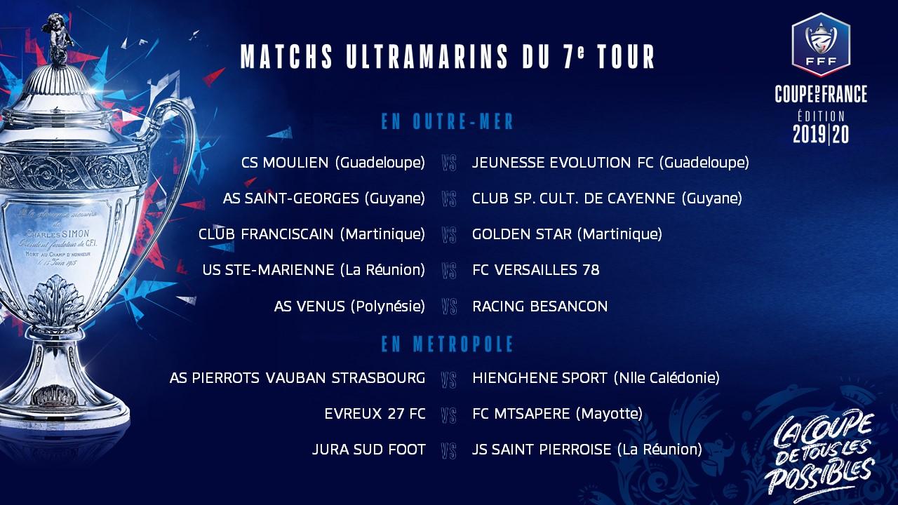 HIENGHENE ira à Strasbourg pour défier une N3 (ex cfa2) / Tirage Coupe de France