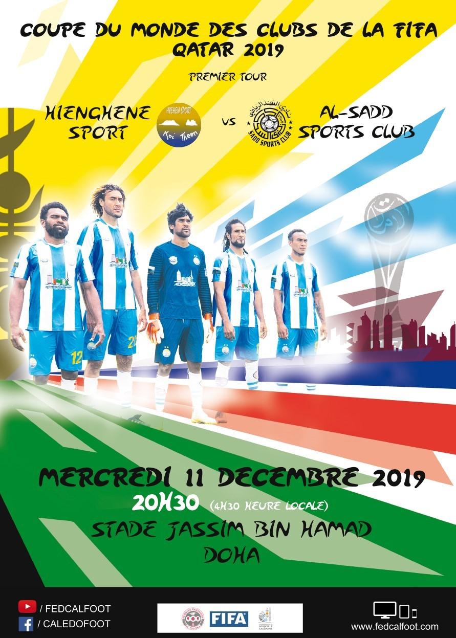 Un match pour l'histoire / Mondial des Clubs de la FIFA (ce jeudi 4h30)