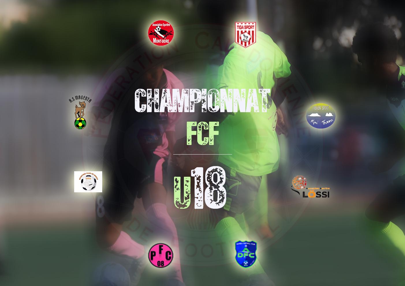 Un championnat fédéral U18 voit le jour / Football des Jeunes - FCF