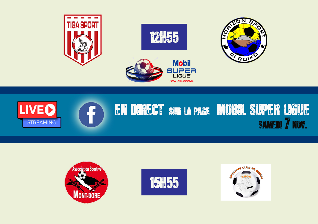 Choc de leaders entre Tiga et Patho / Mobil Super Ligue - J8 / DIRECT VIDEO (page Fb Mobil Super Ligue)