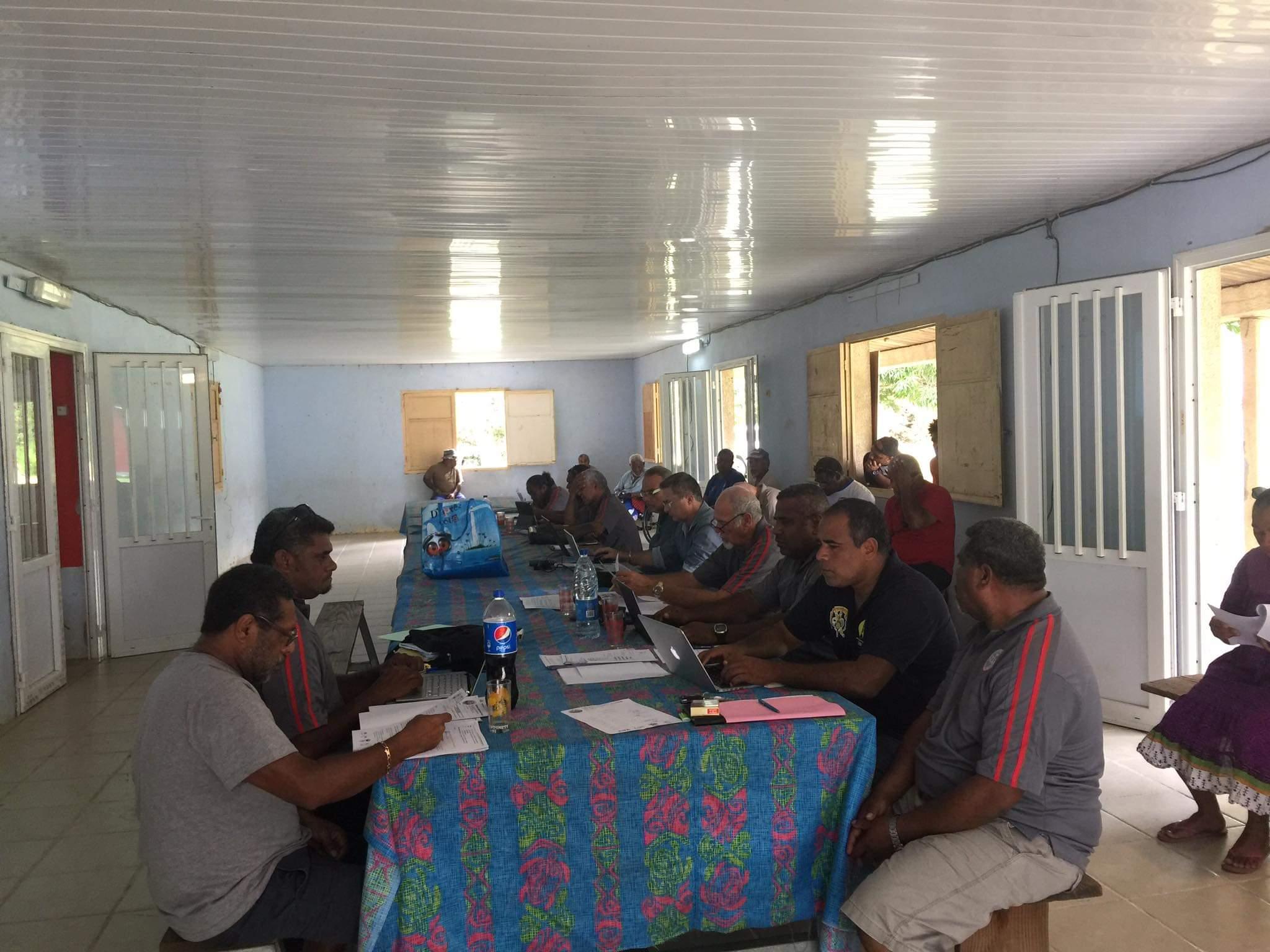 Le Conseil Fédéral FCF boucle 2020 à Baco / FCF