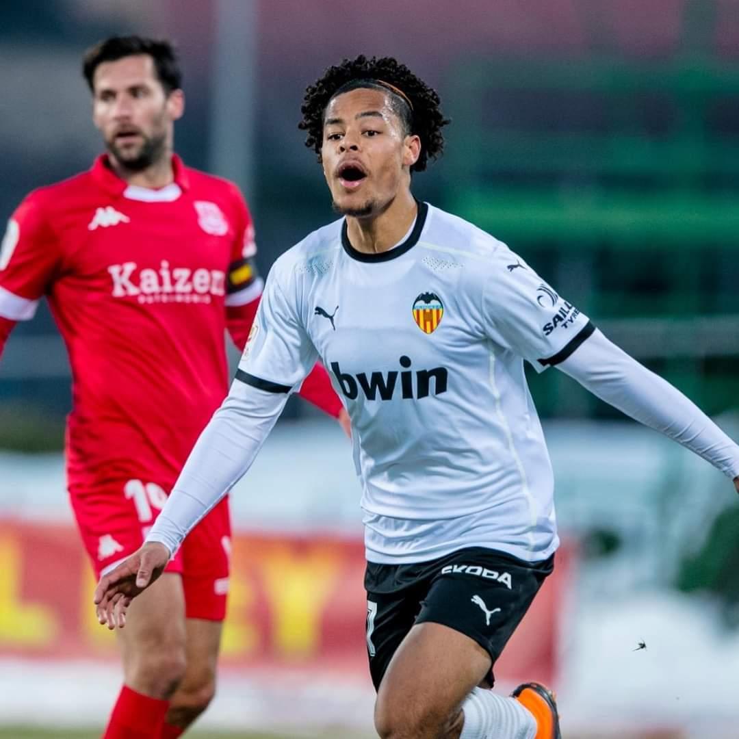 Koba Leïn KOINDREDI sur sa lancée / VALENCE FC