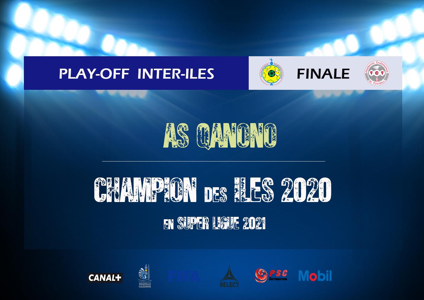 AS QANONO : CHAMPION des ILES et en SUPER LIGUE 2021 / Résumés VIDEO matchs