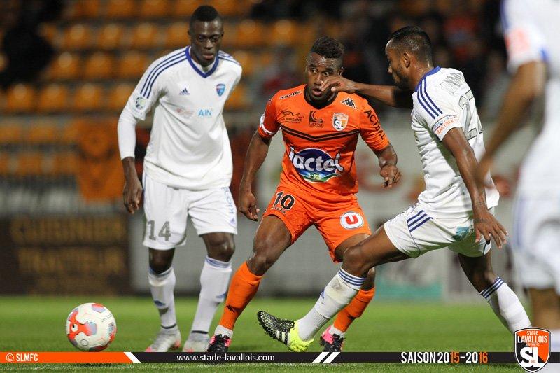 ZEOULA, c'est 80 matchs de Ligue 2 tout de même avec le Stade Lavallois.