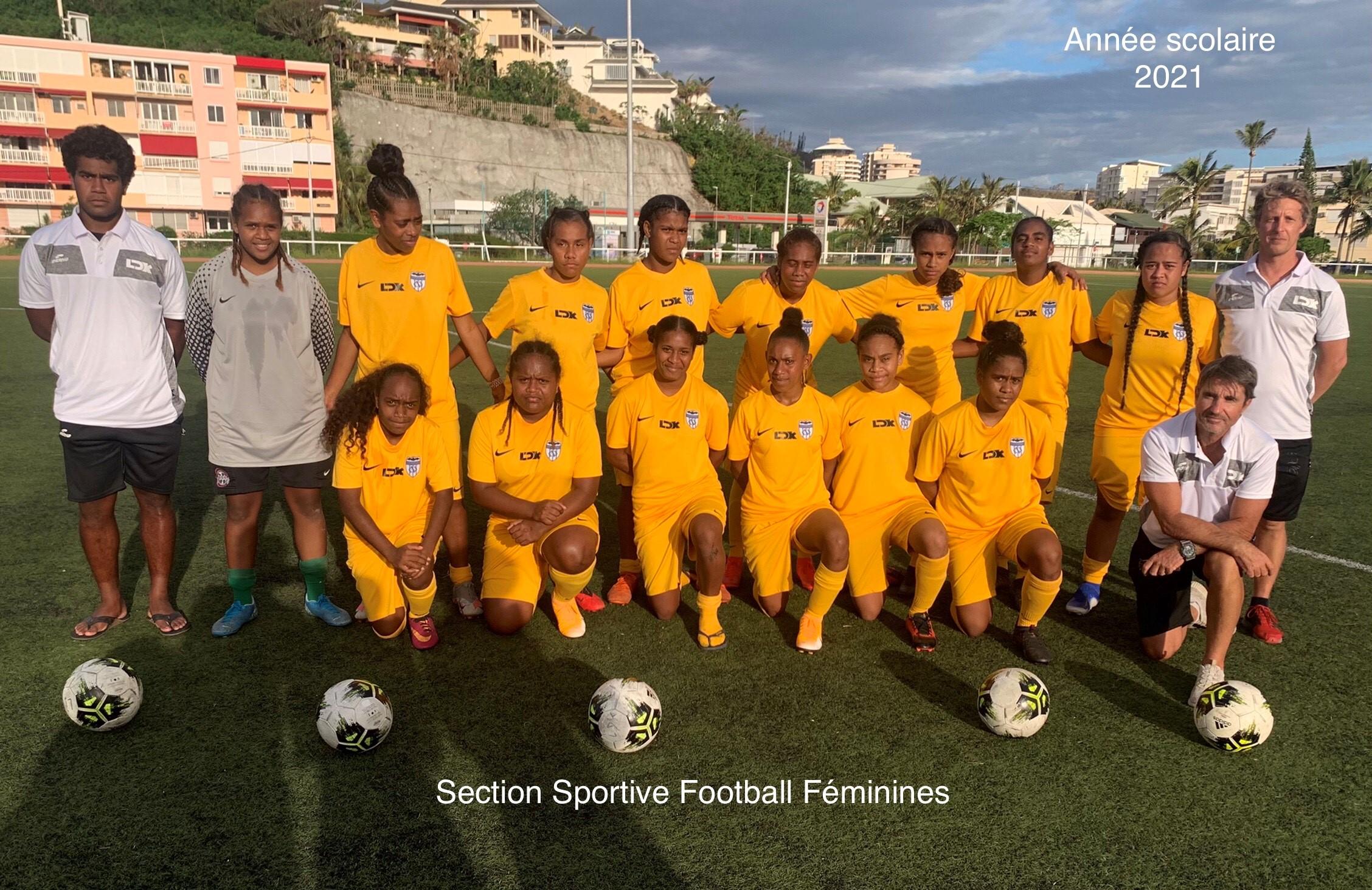 Présentation de la Section Sportive DO KAMO (2021) / FCF