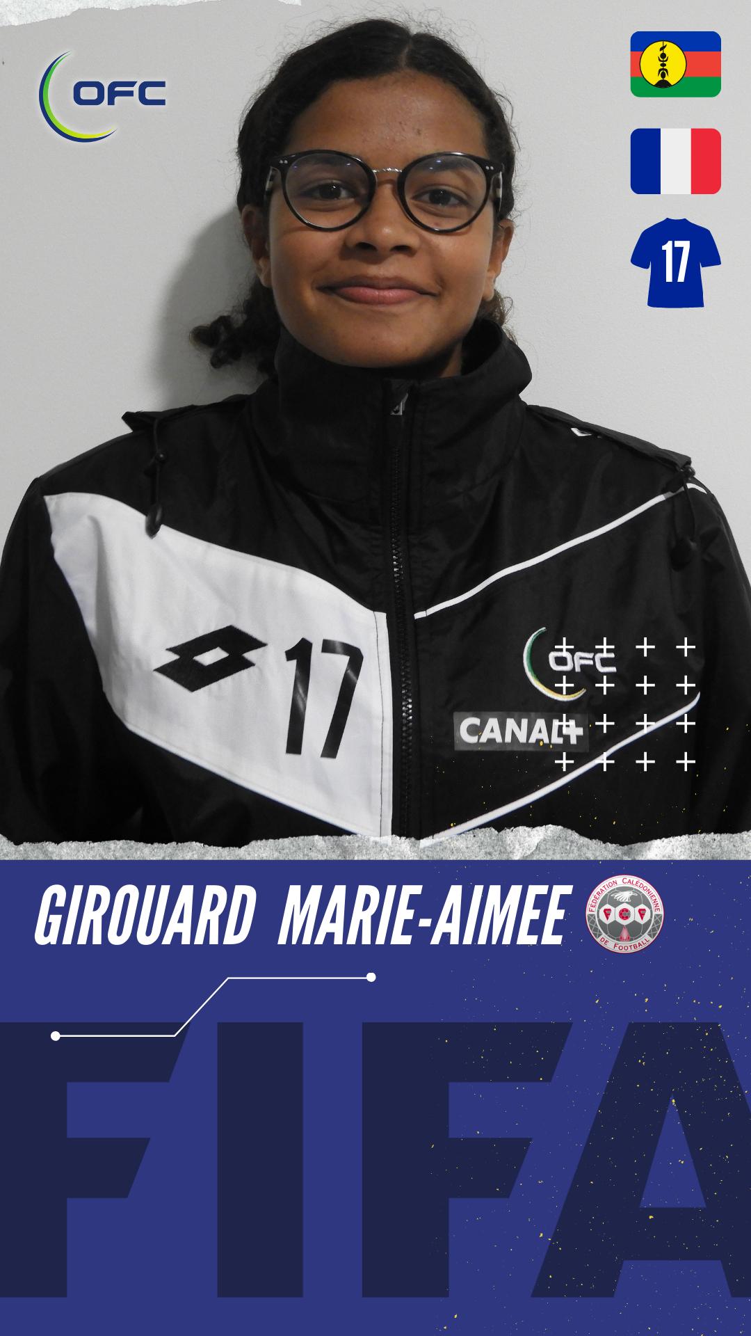 ACADEMIE fédérale Féminines FCF / Promotion 2021