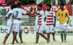 Les calédoniens se rassurent face au Tonga / Beach Soccer