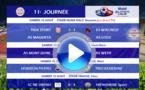 MOBIL SUPER LIGUE  - Journée 11 / VIDEO