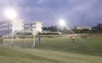 C'est dans une belle ambiance et au bout du suspense que BACO a dominé TRIO à l'issue des tirs au but. Photo : FCF