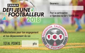 Rétro 2018 / Le Challenge Canal + devient le Défi du jeune footballeur