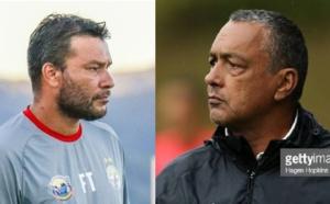 PAROLES de coachs / Demi-finales Champions League OFC