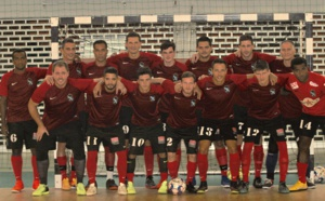 Le FC Ferrand construit l'avenir / Super Ligue Futsal, Journée 6