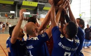 Programme des 1/8èmes de finale (ce samedi) / Coupe de Calédonie FUTSAL