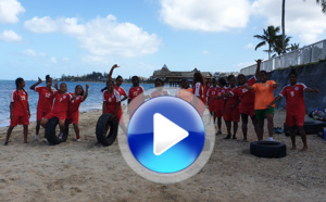 CALEDOFOOT n°12 : Sélection U19 Féminines + Futsal J13 (Asptt vs Unc) / VIDEO
