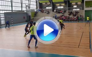 L'UNIV sans pitié face à l'ASPTT (9-2) / Super Ligue Futsal (J13) - VIDEO