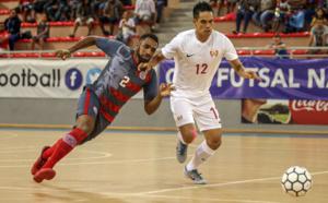 Les cagous ratent le bronze / Coupe des Nations FUTSAL de l'Océanie