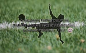 Un week-end de demies / Football des JEUNES - FEMININ